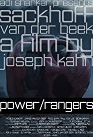 Power Rangers (2015) cover