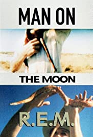 R.E.M.: Man on the Moon 1992 poster