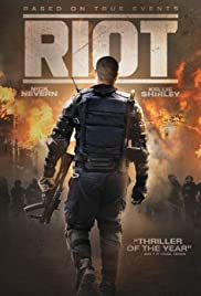 Riot (2013) cover