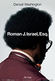 Roman J. Israel, Esq. 2017 poster
