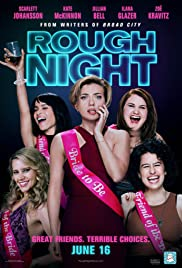 Rough Night (2017) cover