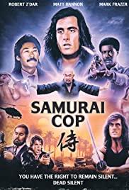 Samurai Cop (1991) cover
