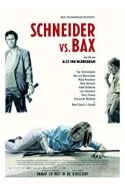 Schneider vs. Bax (2015) cover
