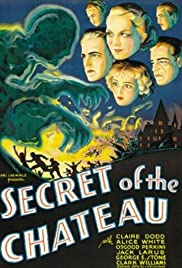 Secret of the Chateau (1934) cover