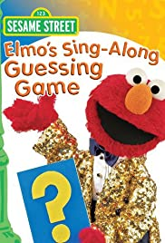 Sesame Street: Elmo's Sing-Along Guessing Game (1991) cover