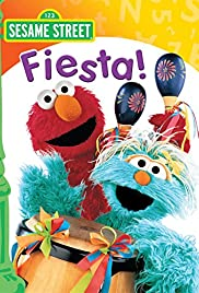 Sesame Street: Fiesta! (1997) cover