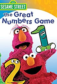 Sesame Street: The Great Numbers Game (1998) cover