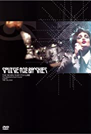 Siouxsie and the Banshees: The Seven Year Itch Live 2002 poster