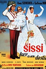 Sissi - Schicksalsjahre einer Kaiserin (1957) cover