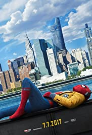 Spider-Man: Homecoming (2017) cover