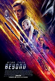 Star Trek: Beyond (2016) cover