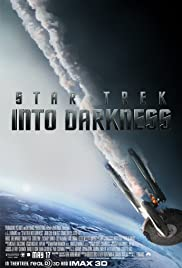 Star Trek: Into Darkness 2013 poster