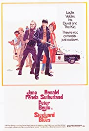 Steelyard Blues (1973) cover