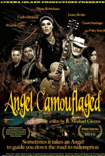 Angel Camouflaged (2010) cover