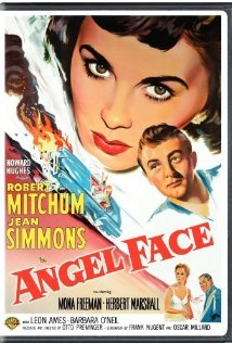 Angel Face (1952) cover