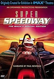 Super Speedway 1997 poster