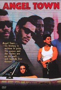 Angel Town (1990) cover