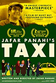 Taxi (2015) cover