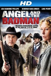 Angel and the Bad Man (2009) cover