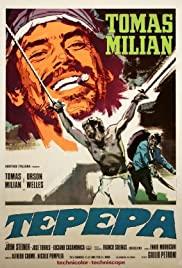 Tepepa (1969) cover