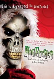 Terry Pratchett's Hogfather (2006) cover