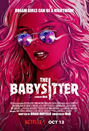 The Babysitter (2017) cover