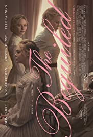The Beguiled (2017) cover