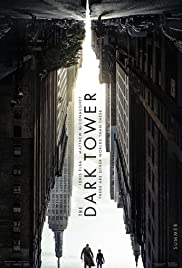 The Dark Tower (2017) cover