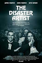 The Disaster Artist (2017) cover