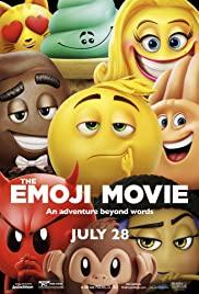 The Emoji Movie (2017) cover