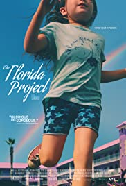 The Florida Project (2017) cover