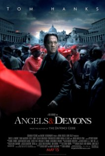 Angels & Demons (2009) cover