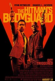 The Hitman's Bodyguard (2017) cover