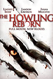 The Howling: Reborn 2011 poster
