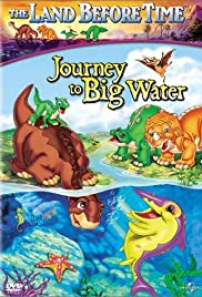 The Land Before Time IX: Journey to Big Water (2002) cover