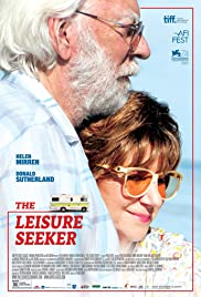 The Leisure Seeker (2017) cover