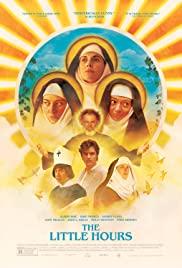 The Little Hours (2017) cover
