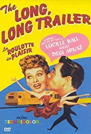 The Long, Long Trailer (1954) cover