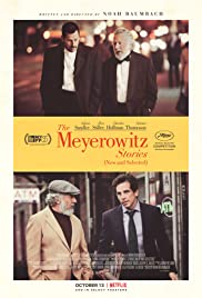 The Meyerowitz Stories (New and Selected) (2017) cover