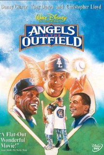 Angels in the Outfield (1994) cover