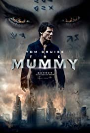 The Mummy (2017) cover