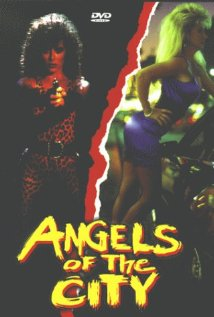 Angels of the City (1989) cover