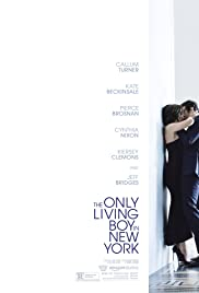 The Only Living Boy in New York 2017 poster