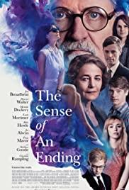 The Sense of an Ending 2017 poster