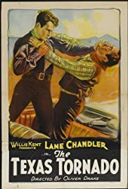 The Texas Tornado (1932) cover