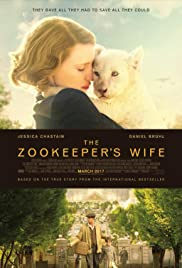 The Zookeeper's Wife (2017) cover