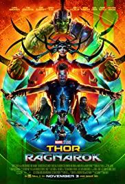 Thor: Ragnarok (2017) cover
