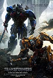 Transformers: The Last Knight (2017) cover