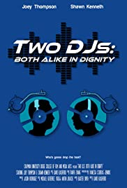 Two DJs: Both Alike in Dignity (2017) cover