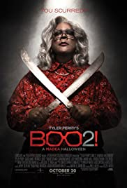 Tyler Perry's Boo 2! A Madea Halloween (2017) cover